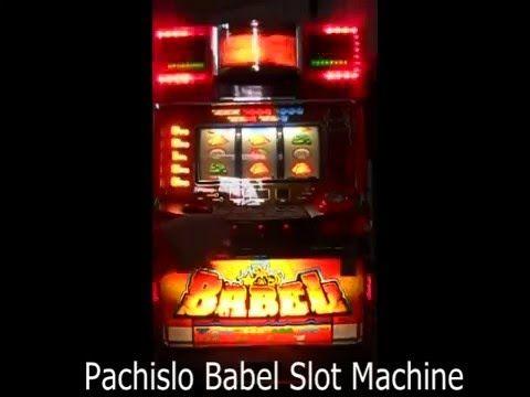 Pachislo Babel Slot Machine