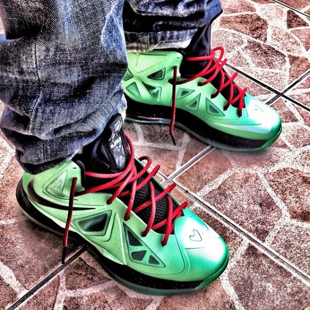 huge selection of 2f2ff eebb5 Nike LeBron 10 Jades, Levi s 511 Jeans  nike  lebron  levis  sneakers