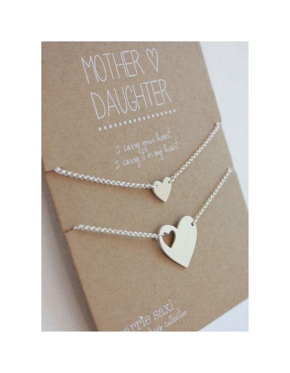 Mother Daughter Bracelet Set Jewelry