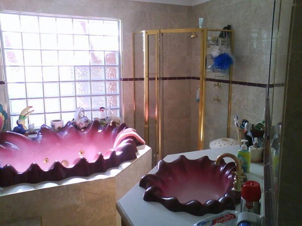 Ugliest Bathrooms Google Search Mermaid Bathroom Little Mermaid Bathroom Mermaid Room