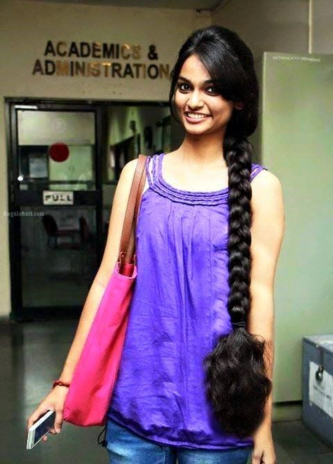 Indian Long Hair Braid | Indian Long Hair Braid 2 ...