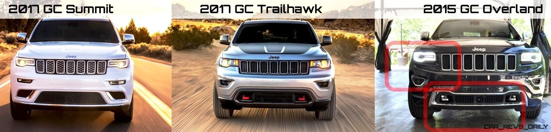Great Jeep Grand Cherokee Overland Vs Summit Jeep Http Ift Tt