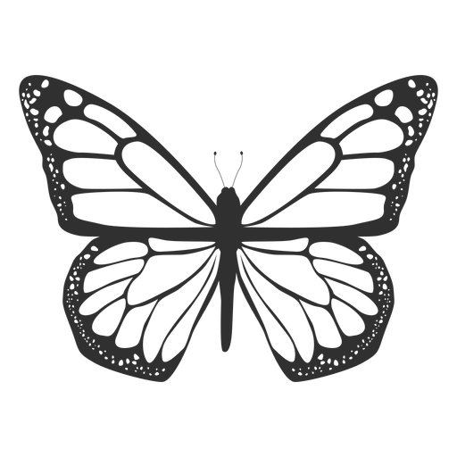 Pin By Sha Smith On Screenshots Butterfly Illustration Butterfly Drawing Butterfly Tattoo Stencil