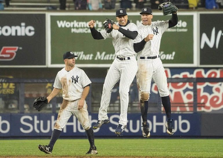 Why Panicking Now Over Yankees Giancarlo Stanton Would Be Totally Ridiculous Nj Com Giancarlo Stanton Stanton Ny Yankees
