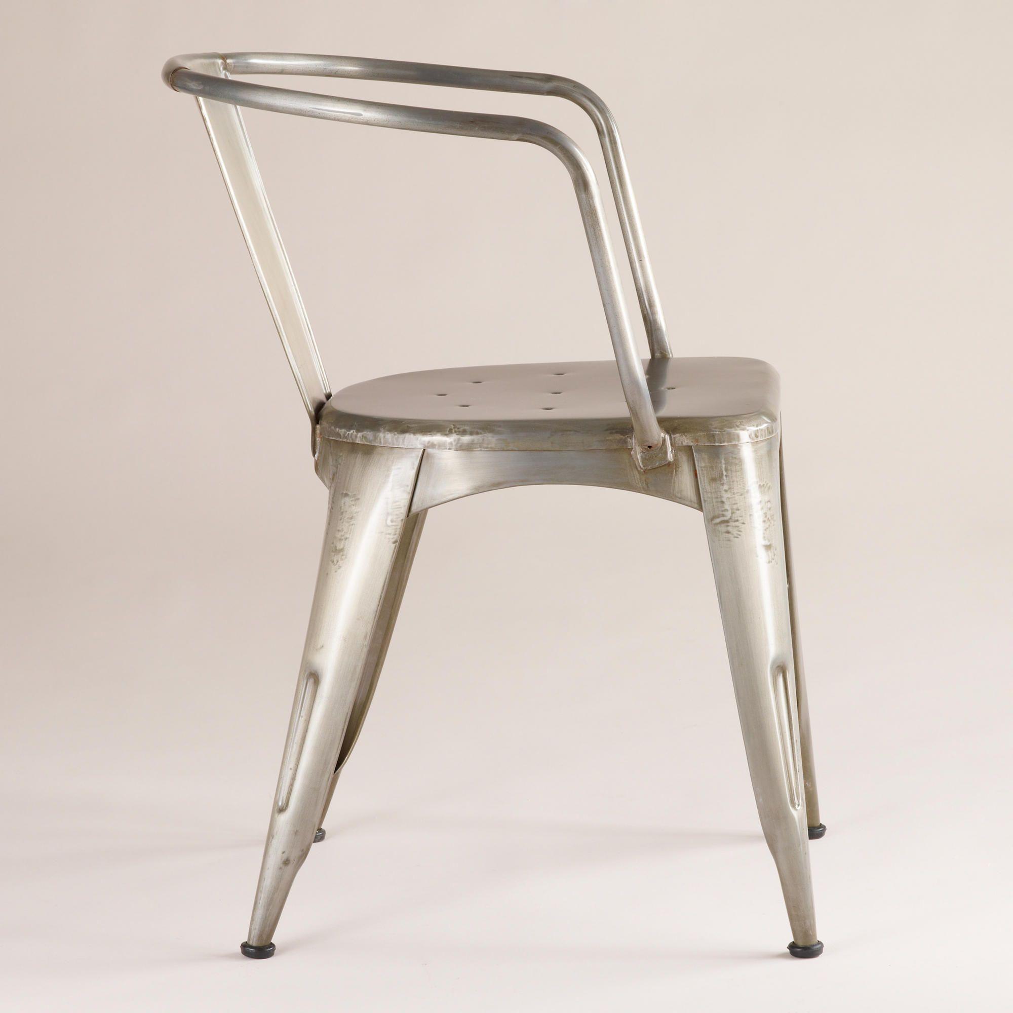 Jackson Metal Tub Chair World Market