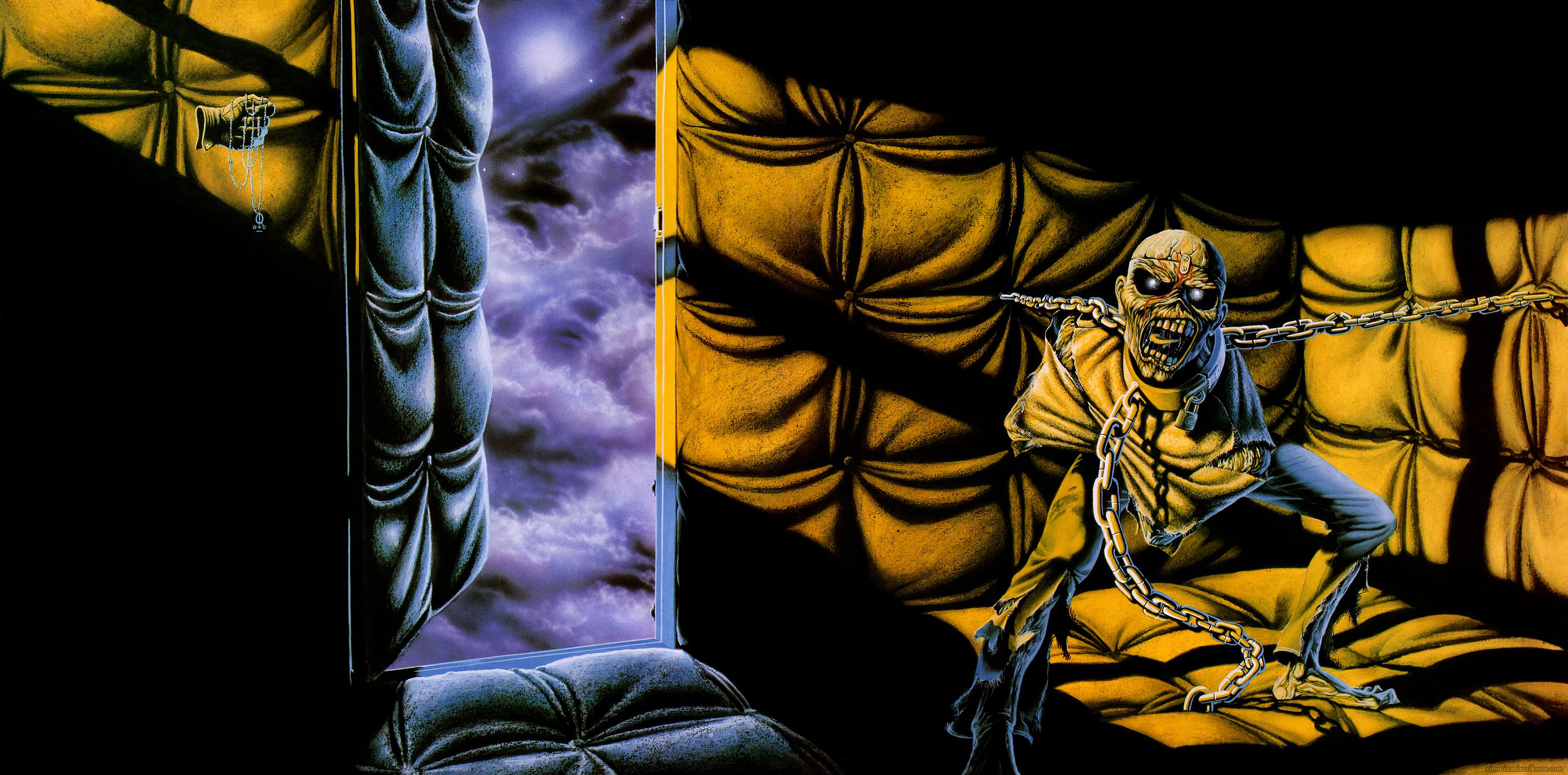 Iron Maiden The Number Of The Beast With Images Iron Maiden