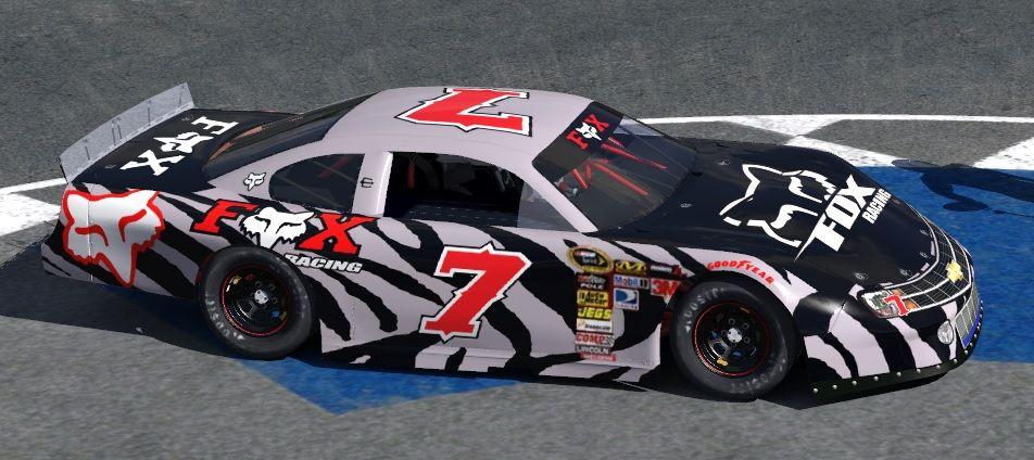 FOX Racing Super Late Model Jr motorsports, Racing
