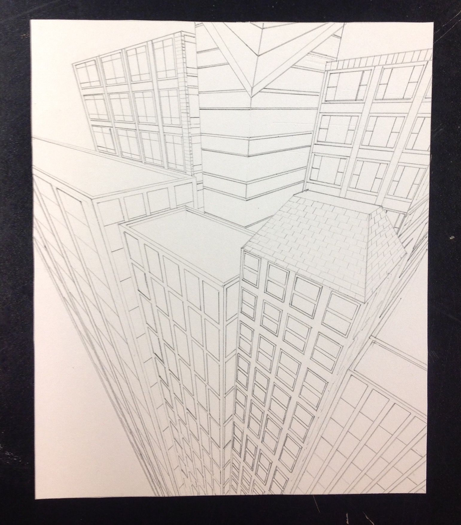 Pin By Shawn Bandel On Three Point Perspective