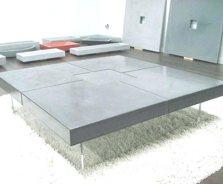 Table Basse Grande Us La Table Basse Design Table Basse Carree