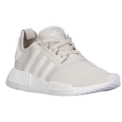 adidas originals womens nmd r1 trainers in talc