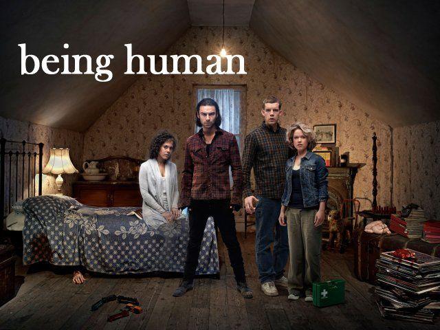 Being Human Serial Tv Being Human Este Un Serial Ce Urmareste