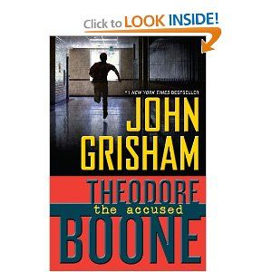 Theodore Boone The Accused Theodore Boone Kid Lawyer