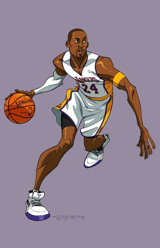 Kobe Bryant Picture Kobe Bryant Pictures Sports Art Basketball Art