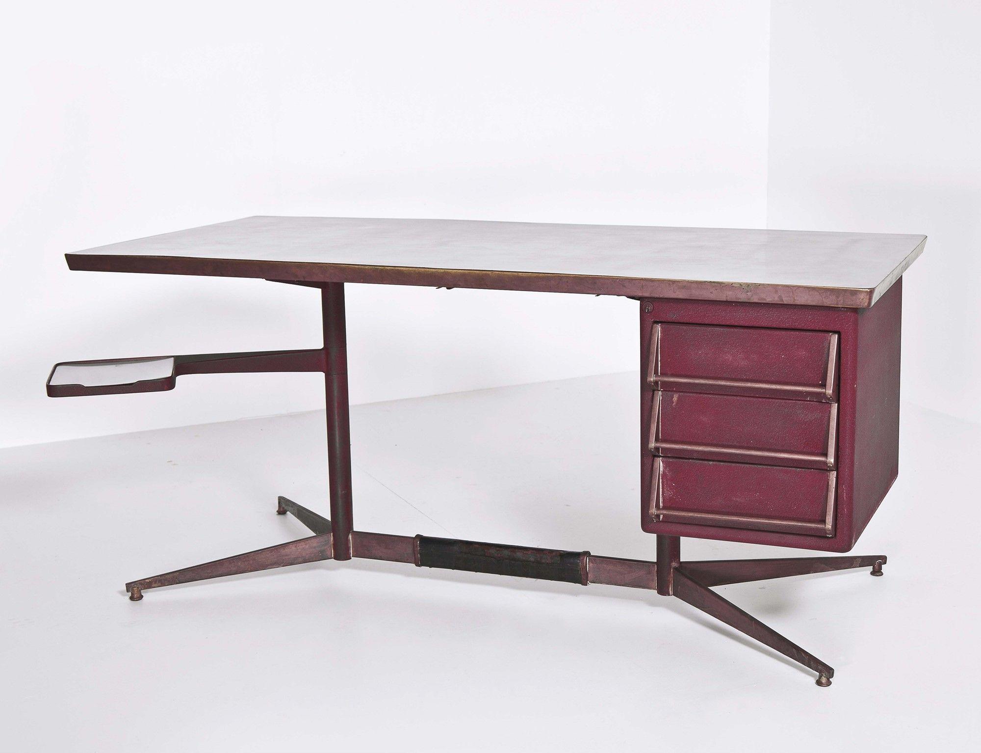 tavolo anni 50 gio ponti per rima   design   Pinterest   Gio ponti