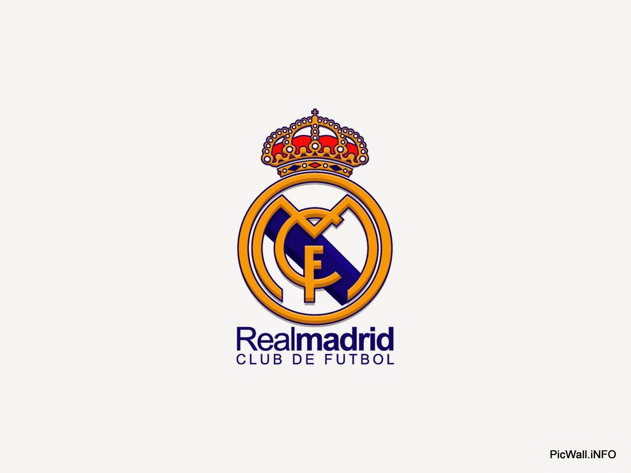 Real Madrid Logo Wallpaper Real Madrid Logo Wallpapers Madrid