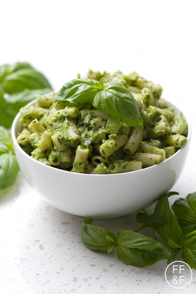 Vegan Basil Pesto Aippaleo Allergy Friendly