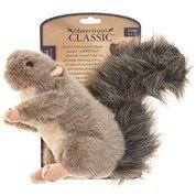 Plush Squirrel Squeaker Dog Toy Dog Toys Squeaker Squirrel