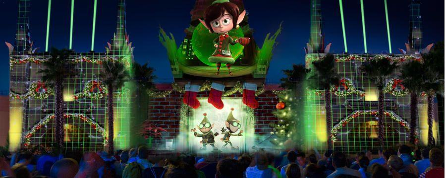 Jingle Bell Jingle BAM! at Disney's Hollywood Studios Walt Disney World