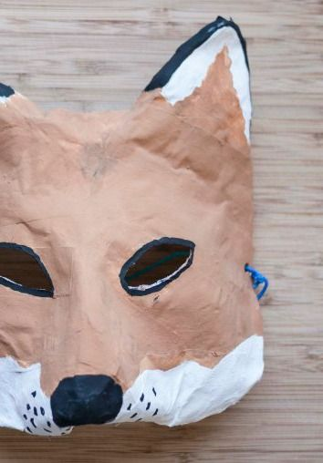 10 AWESOME PAPER MACHE PROJECTS