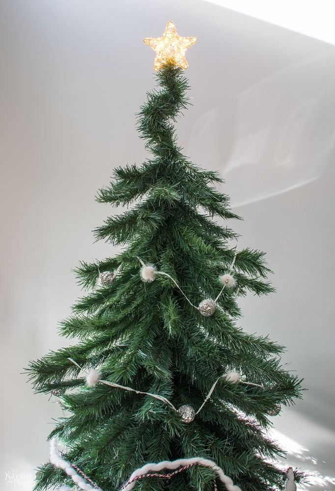 3 Ways to Repurpouse Your Faux Christmas Tree christmas