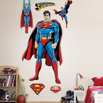 Superman Wall Decal