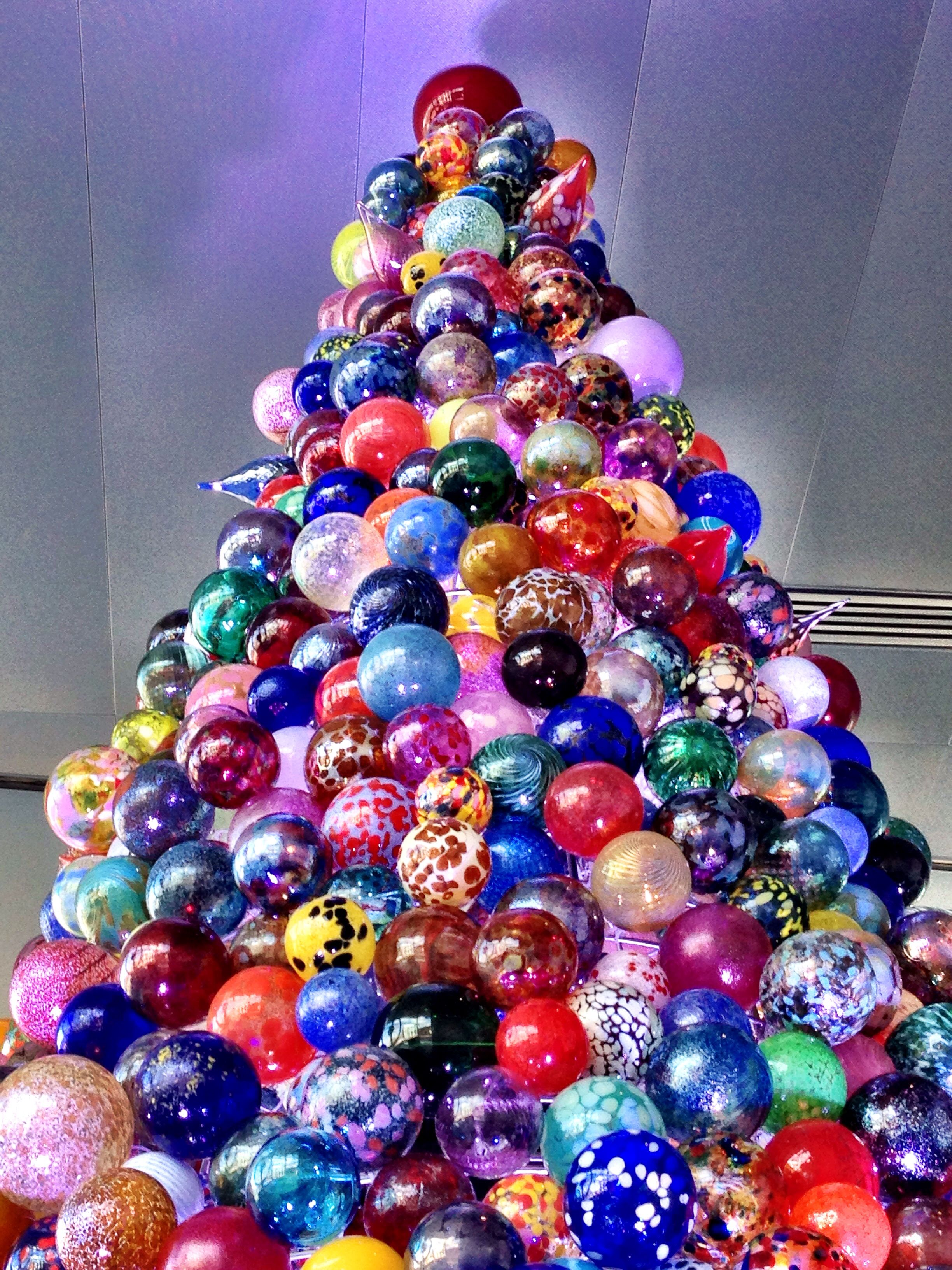 Glass Christmas Tree, Corning Glass Museum, NY | Syracuse NY ...