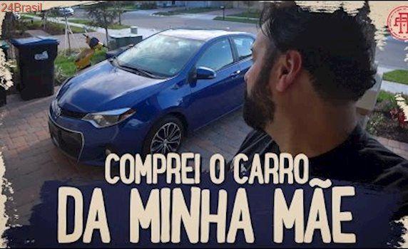 COMPREI O CARRO DA MINHA MAE