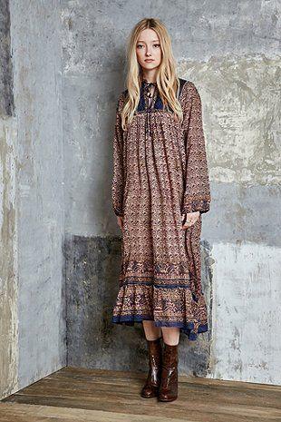 Kleidung im 70er style