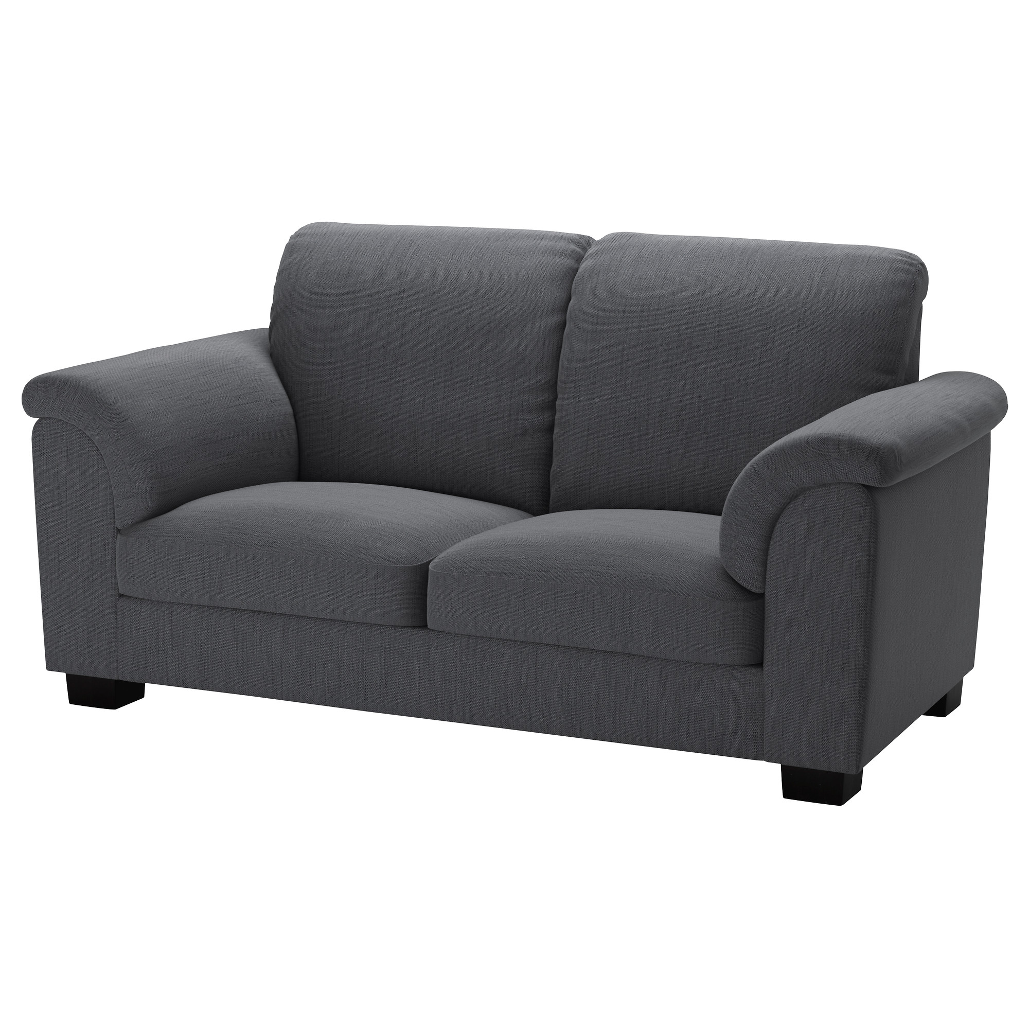 2er Sofa 2 Sitzer Tidafors Loveseat Hensta Gray Ikea Decor Ikea Sofa