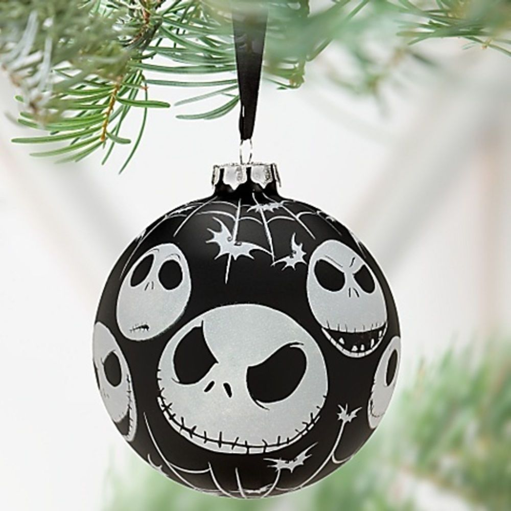 Nightmare before christmas many faces of jack tree ornament | My ...