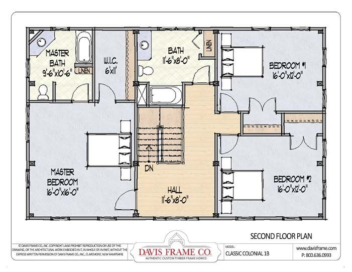 second story additions plans | Found on davisframe.com | HOme ...