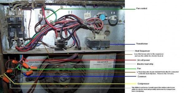 Goodman Heat Pump Air Handler Wiring Diagram Diagram Diagram
