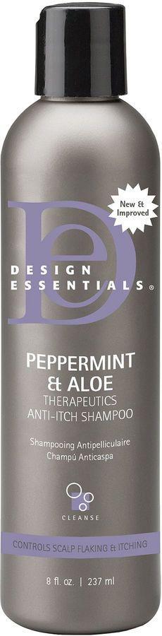 Alöe Design Essentials Peppermint Therapeutics Anti Itch Shampoo