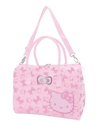 New Sanrio Hello Kitty Overnight Bag Classy Collection Ebay