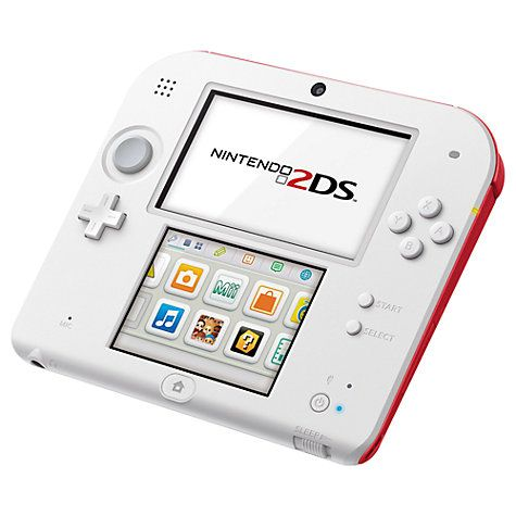 Buy Nintendo 2DS Console Online at johnlewis.com