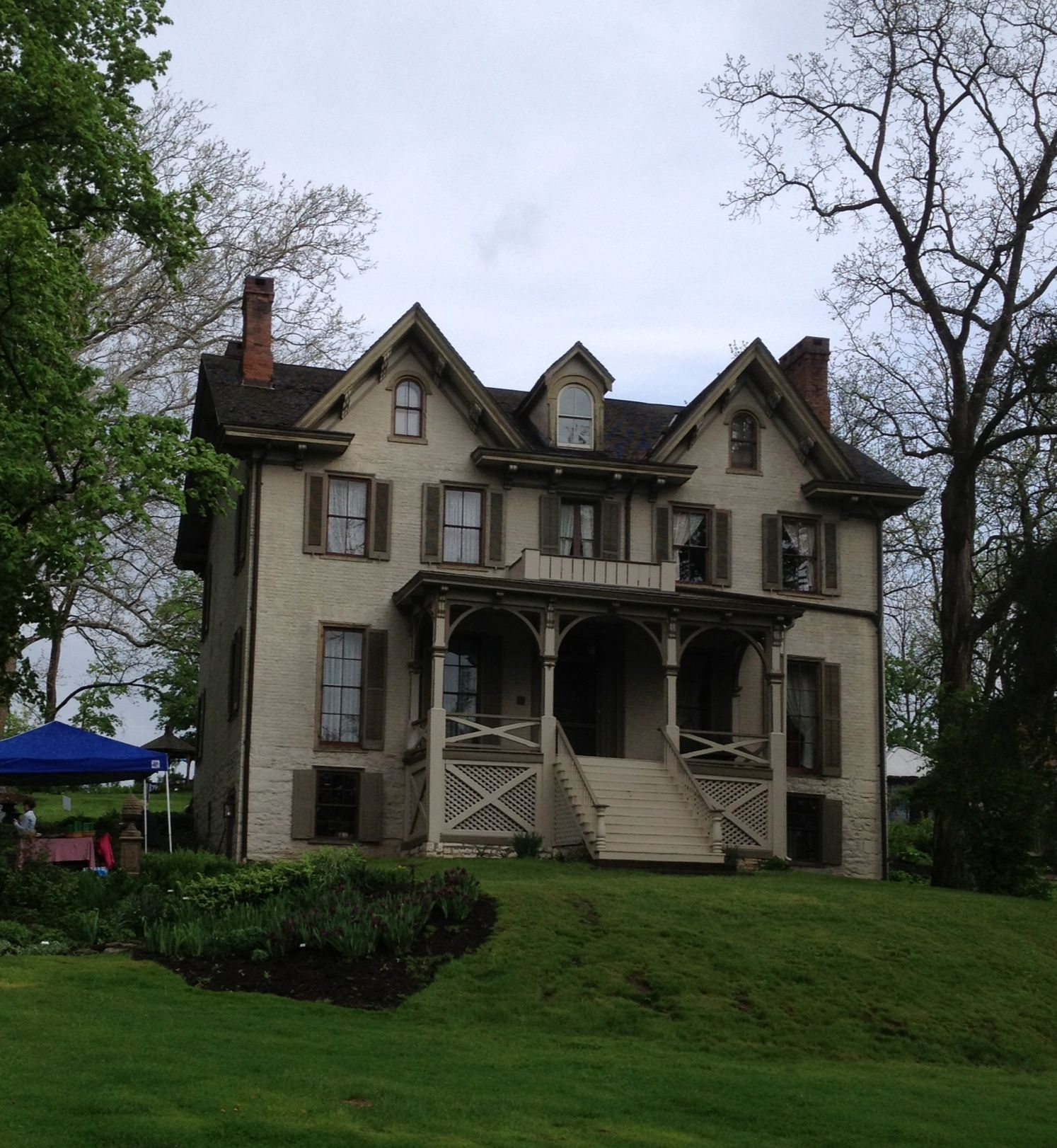 Centre Furnace Mansion In State College Mansions House Styles Centre County