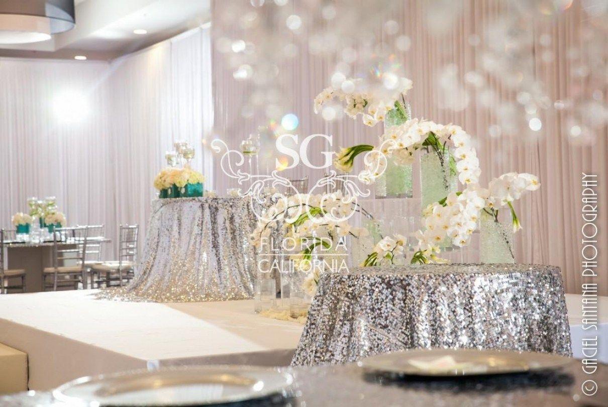30 Stunning Winter Wonderland Wedding Theme Ideas | Garden weddings ...