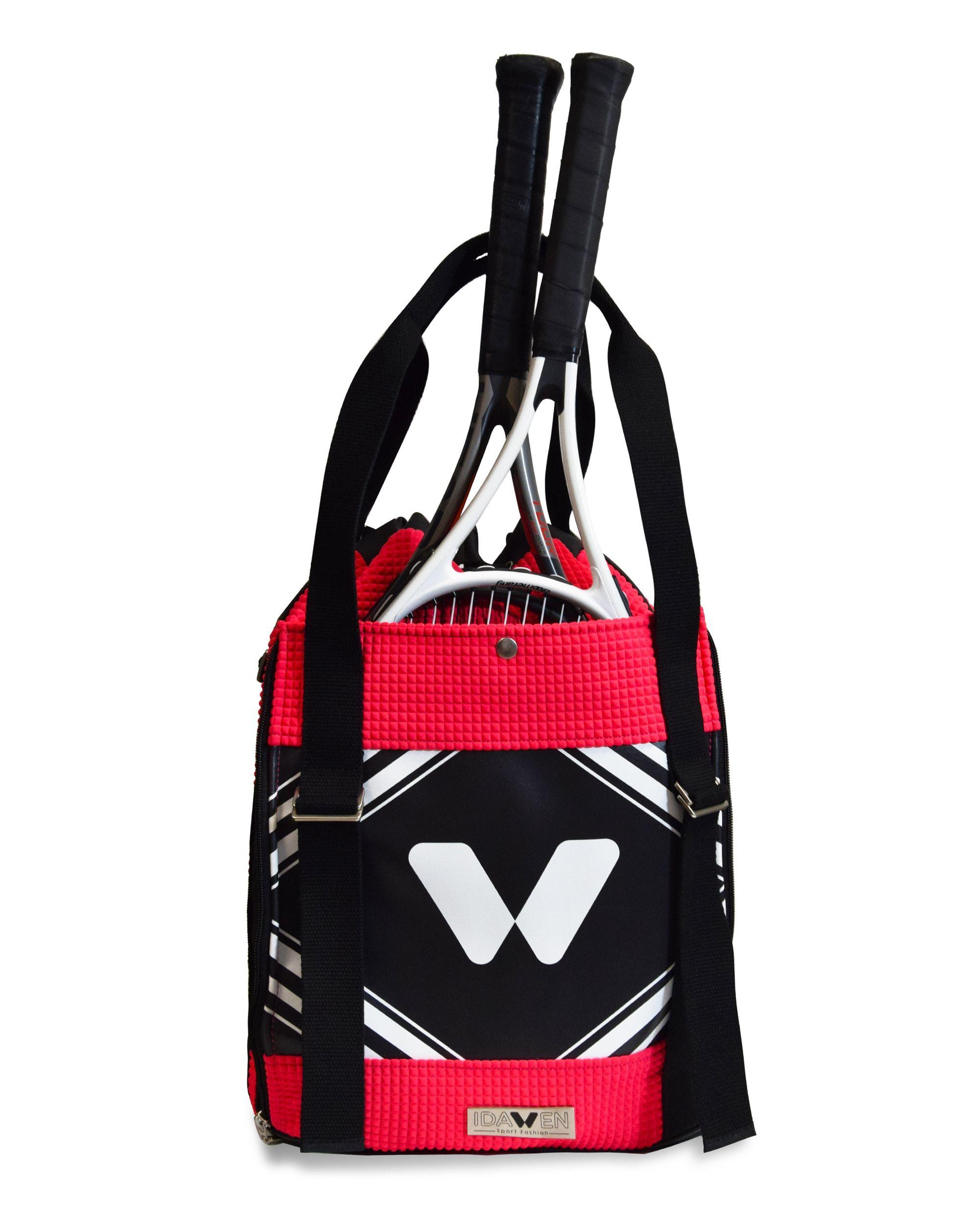 2abeb5e6 Mochila de tenis mujer idawen rosa | Tennis Bags | Tennis bags ...