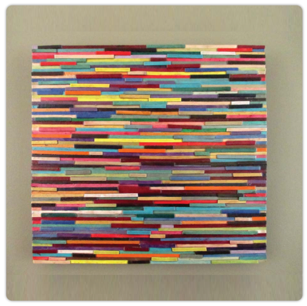 45++ Colored wooden craft sticks ideas