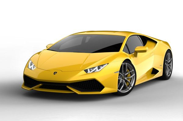2015 Lamborghini Huracan Is The Next Top Model Produced By The