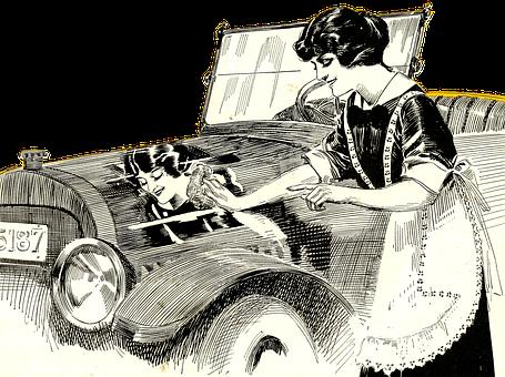 Comment laver sa voiture dans les règles de l'art ?