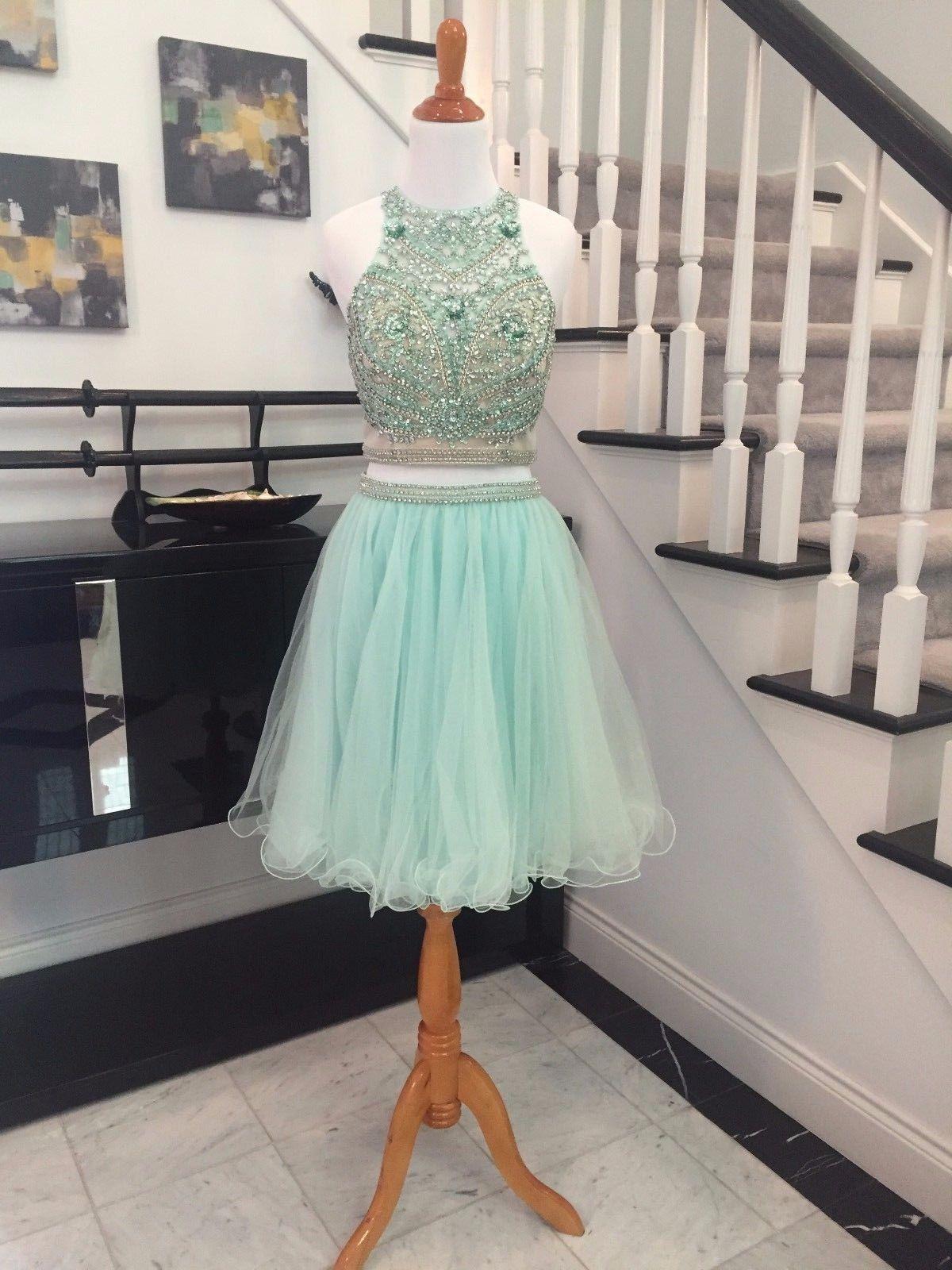 New arrival piece prom dresses graduation dresses party