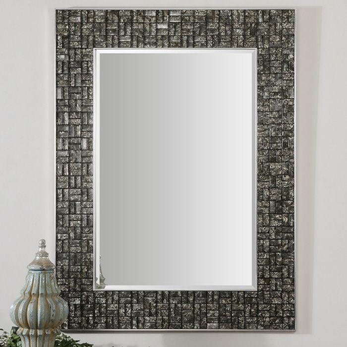 bedroom  mirror wall mosaic mirror rectangle mirror