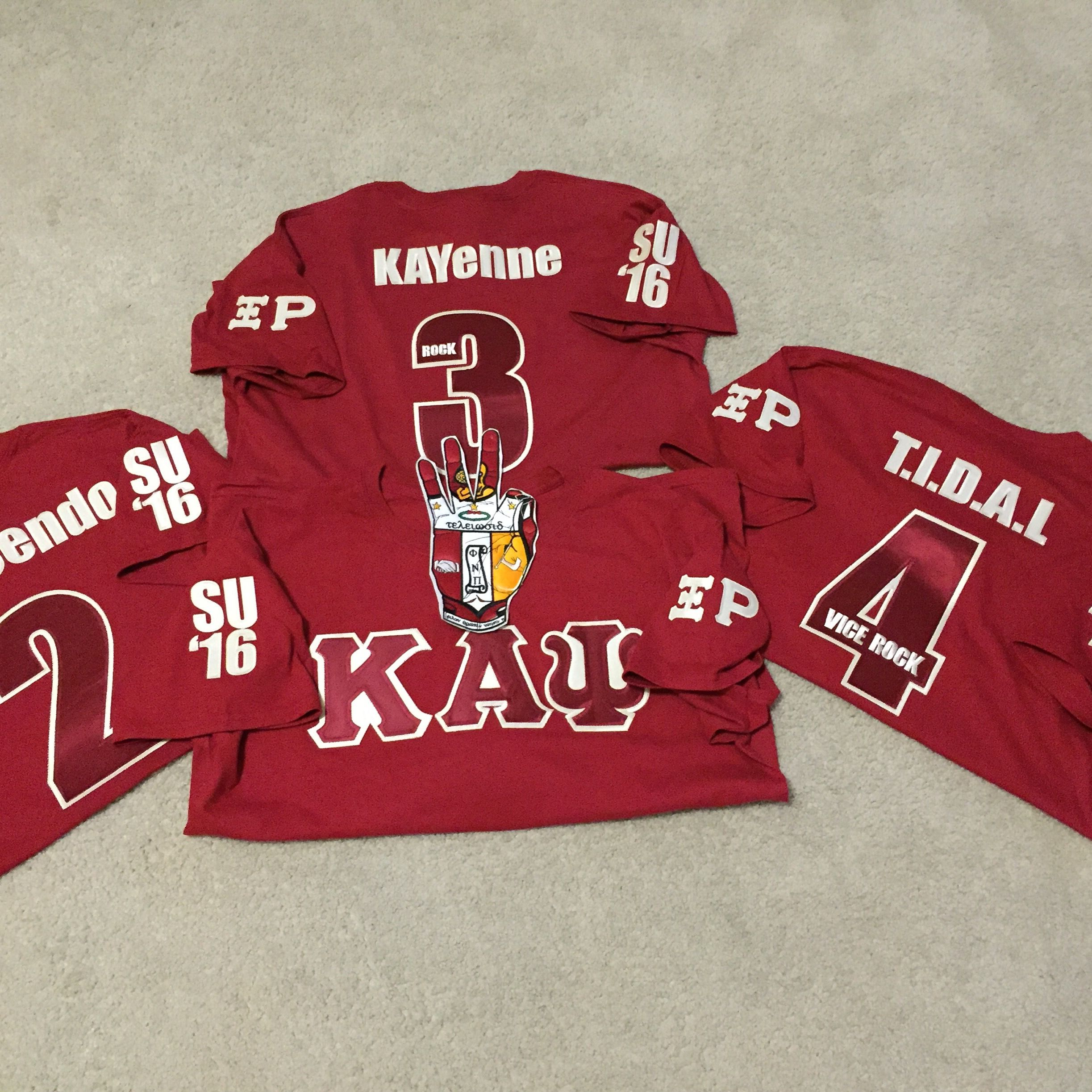 kappa alpha psi merchandise