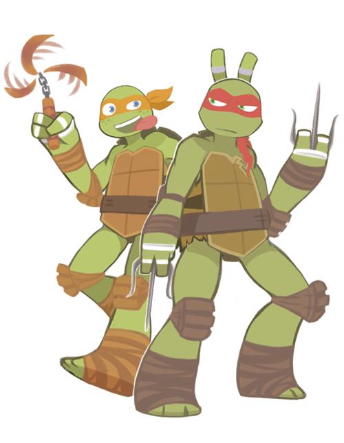 2nd 4th Son Teenage Mutant Ninja Turtles Ninja Turtles