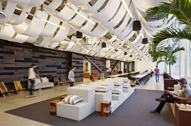 5) Which startups have the best office space? - Quora space