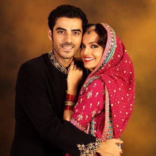 Adeel Hussain and Aamina Sheikh | Pakistan Showbiz! | Couple