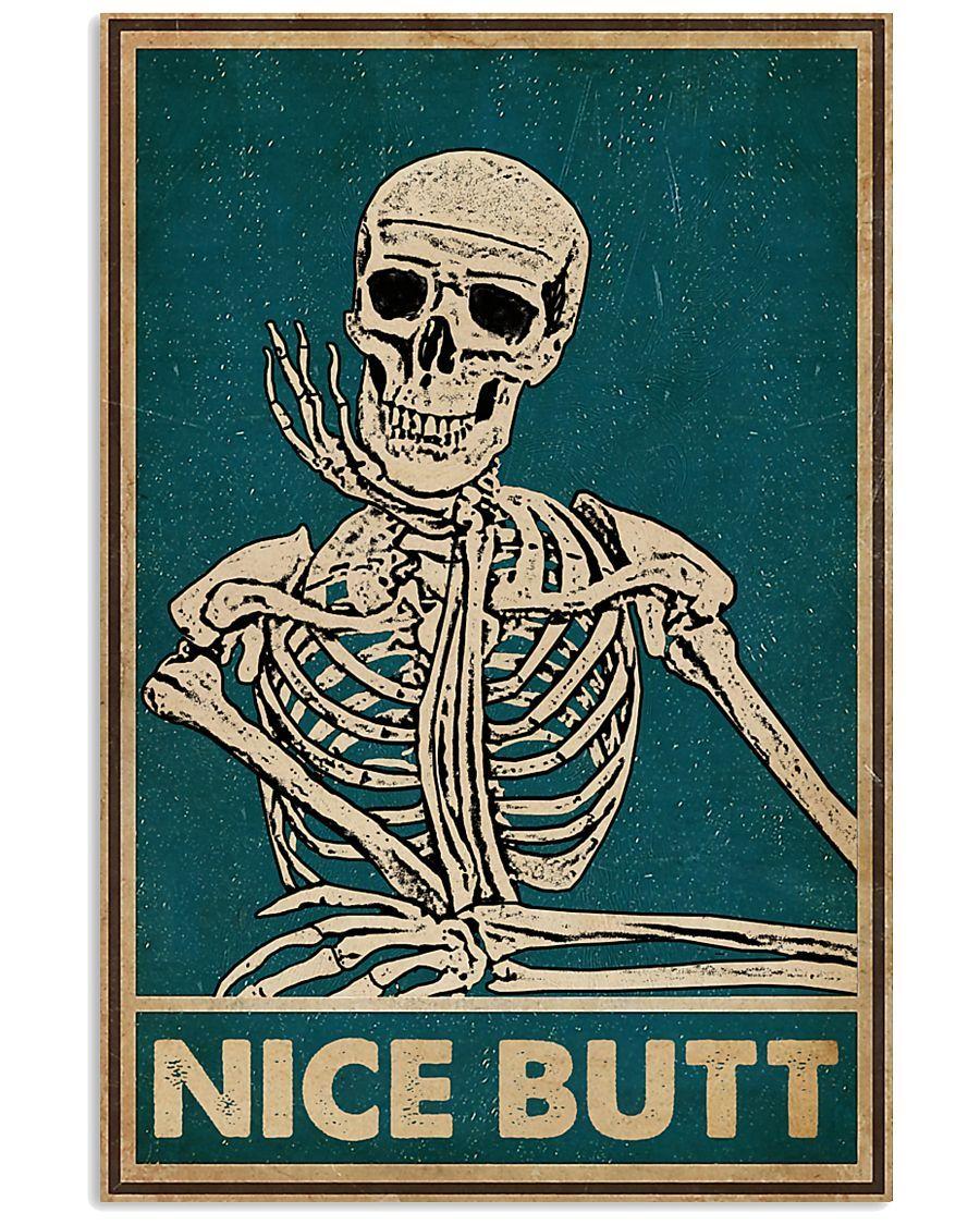 Nice Butt Skeleton