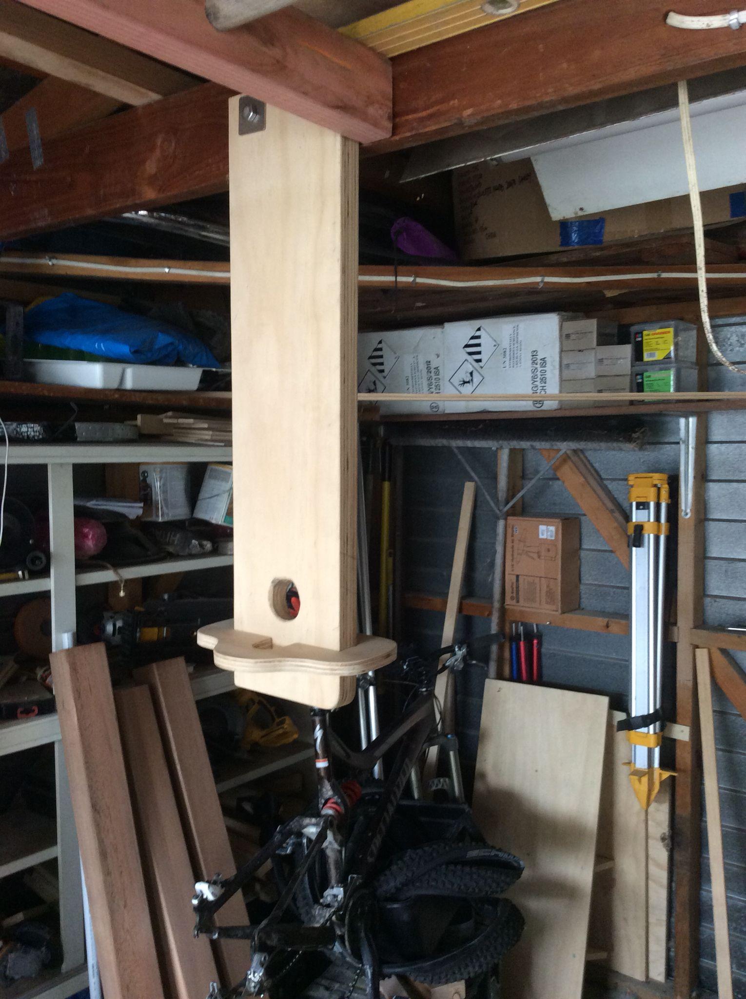 DIY Bike Repair Stand Bike repair stand, Bike repair