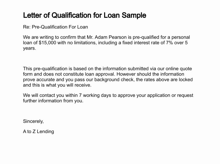 Letter Of Qualification Sample from i.pinimg.com